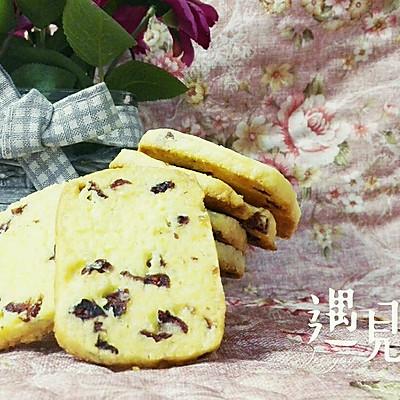 【蔓越莓饼干】——网络疯传饼干