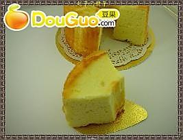乳酪柠檬戚风的做法