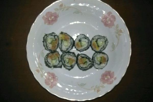 寿司卷的做法