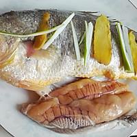 清蒸黄鱼的做法图解2