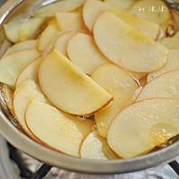 玫瑰苹果卷 可以吃的浪漫的做法图解3