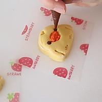 小黄鸡Q弹南瓜饼的做法图解12