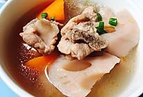 排骨莲藕胡萝卜汤的做法