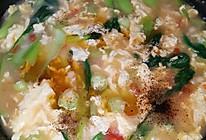 暖胃 疙瘩汤的做法