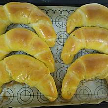 大牛角面包