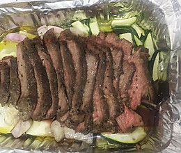 西式烤大牛肉的做法