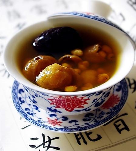 安神桂圆汤的做法
