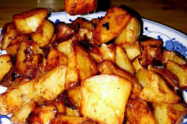 抜丝红薯的做法
