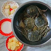 二味烤蟹的做法图解1