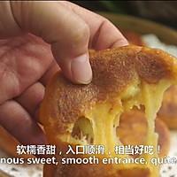一根香蕉,一碗糯米粉,一块地瓜,就能做出美味的红薯香蕉糯米饼的做法图解25