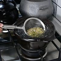 粥日食丨绿豆百合粥的做法图解7