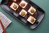 鲜嫩多汁|老饕挚爱一口惊艳的蒸酿豆腐的做法