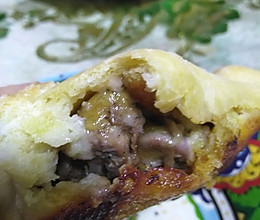 新疆美食_馕包鸡块的做法