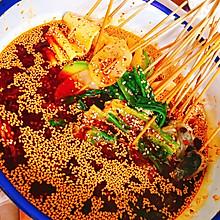 红油钵钵鸡(冷锅串串)