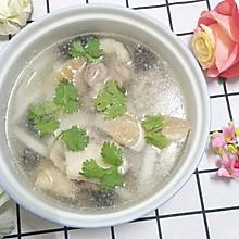 茯苓淮山猪肉汤