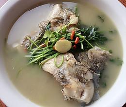 鲈鱼汤的做法