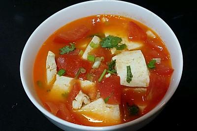 减肥之番茄豆腐汤  8月1号