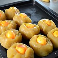 【中秋少不得,传统的蛋黄莲蓉月饼】这种月饼,最能代表中秋节!的做法图解9