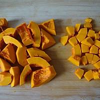 节后清肠进行时:胡萝卜南瓜糙米粥的做法图解2