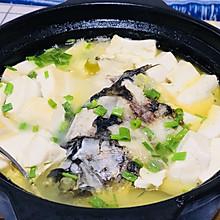 喝汤就满足的豆腐鲫鱼汤