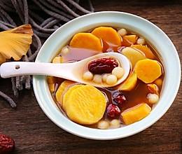 手脚冰凉每天一碗红薯生姜汤的做法