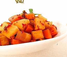 开胃酸萝卜的做法