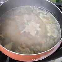 大喜大牛肉粉试用+浓汤羊肉汆丸子的做法图解10