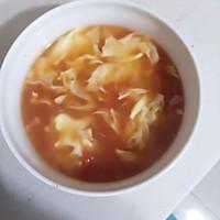 番茄鸡蛋汤的做法图解5