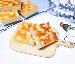 #金龙鱼精英100%烘焙大赛阿狗战队#糖粉杏仁切块面包的做法
