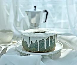 梦幻般的粘米粉戚风蛋糕的做法
