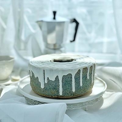 梦幻般的粘米粉戚风蛋糕
