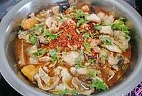 麻辣鱼火锅的做法