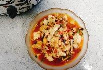 家常番茄鳕鱼豆腐汤的做法