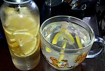 柠檬饮的做法