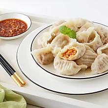 酸菜油滋啦水饺