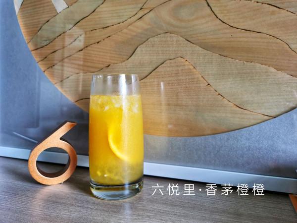 香茅橙橙(500cc)的做法
