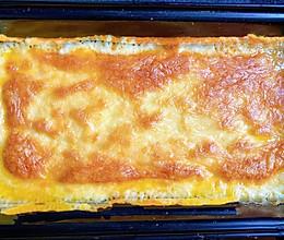 奶香芝士焗红薯【奶香浓郁】的做法