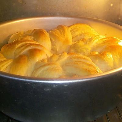 柔软椰蓉面包