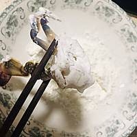 香辣梭子蟹烩年糕的做法图解14