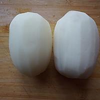 焦糖糯米藕的做法图解2