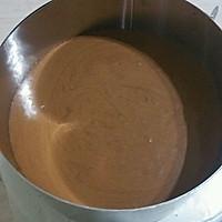 添加咖啡的巧克力慕斯的做法图解20