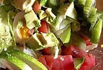 综合蔬果沙拉的做法