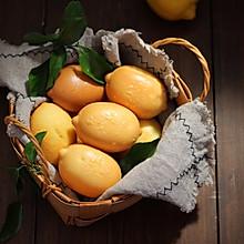 网红柠檬蛋糕: