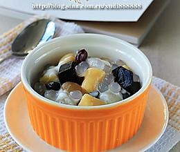 家庭版台湾甜品鲜芋仙的做法