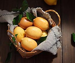 网红柠檬蛋糕:的做法