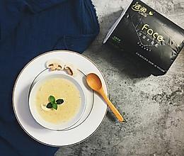 法式奶油蘑菇汤#洁柔食刻,纸为爱下厨#的做法