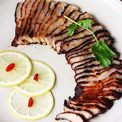 菜男泰式猪颈肉