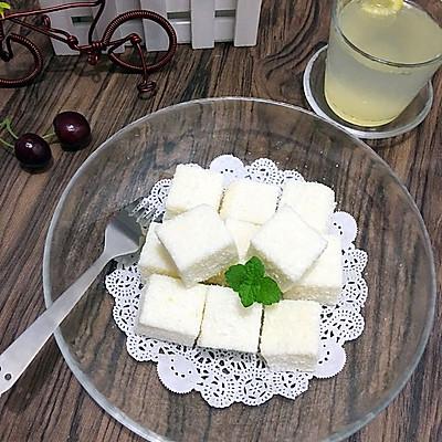 椰香白玉糕