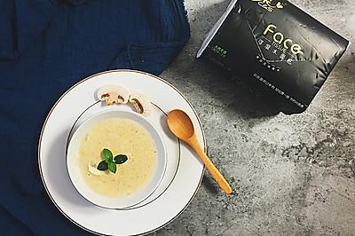 法式奶油蘑菇汤