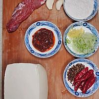麻婆豆腐 家庭简单版的做法图解1